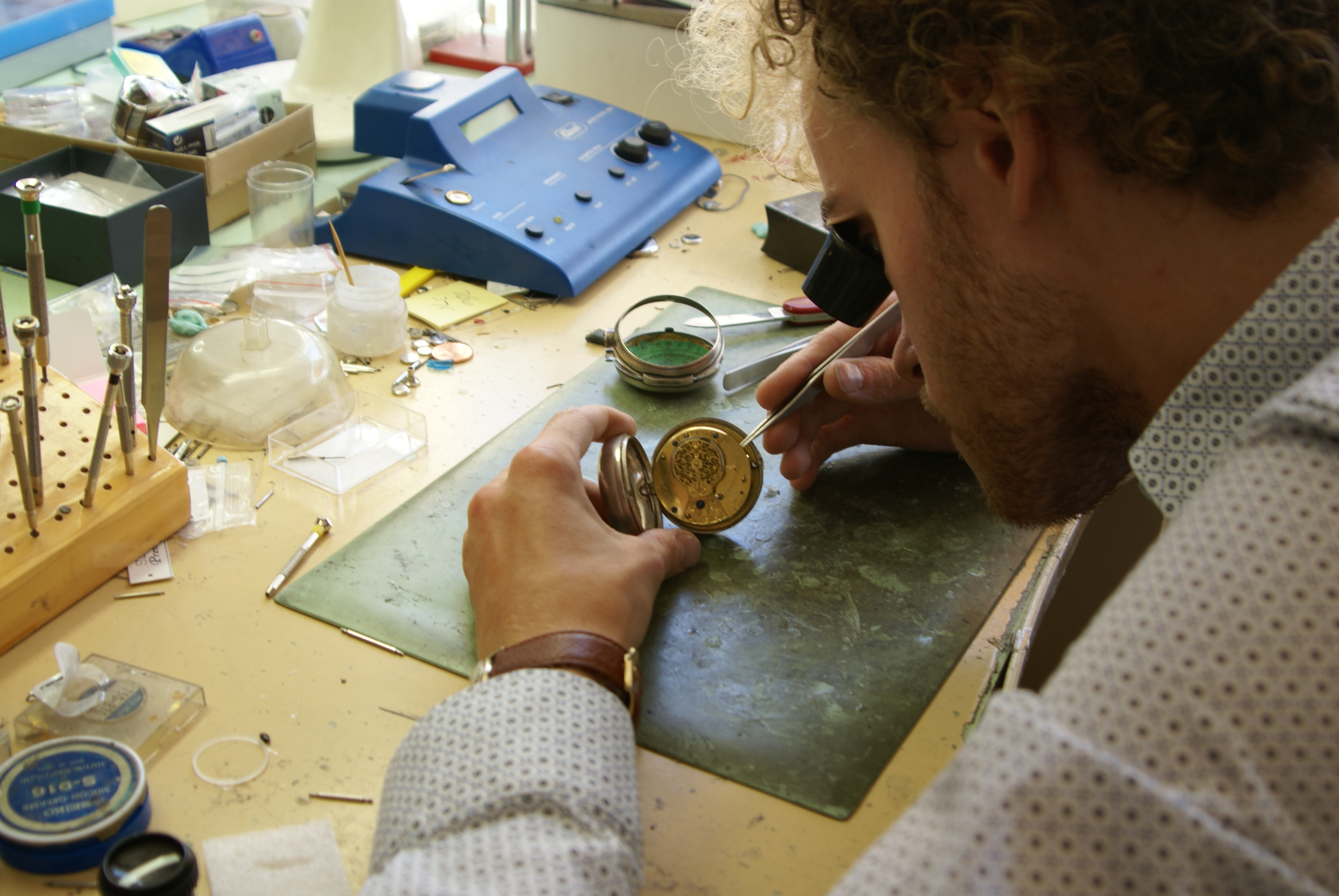 Reparatie Atelier Juwelier Visser