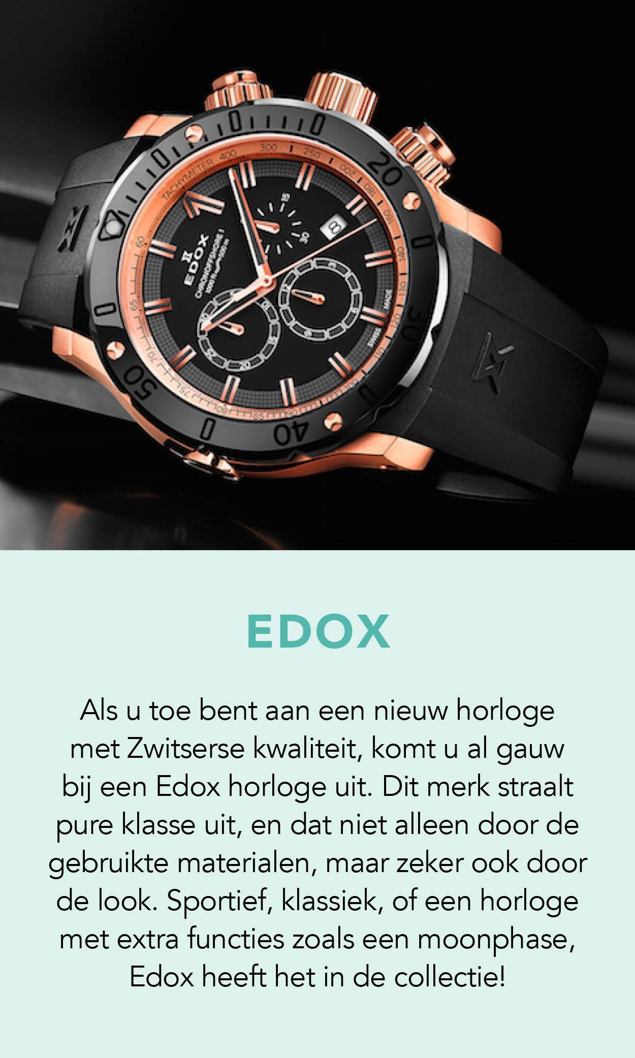 TREND horloges mannen